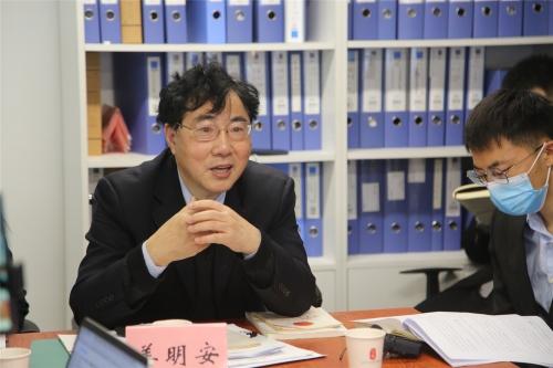 著名法学家姜明安教授走进京鹏律师·名家讲堂