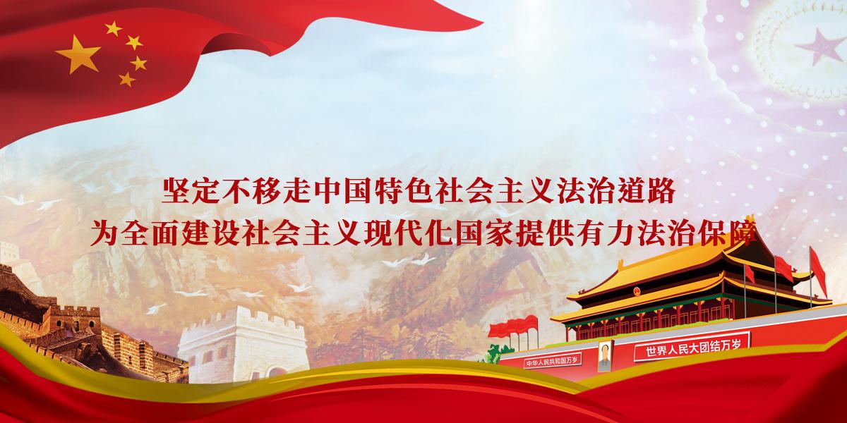 习近平:为全面建设社会主义现代化国家提供有力法治保障